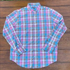Peter Millar Summer Comfort Men's Shirt Size L